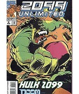 2099 Unlimited 6 [Comic] [Jan 01, 1993] Marvel - $0.23