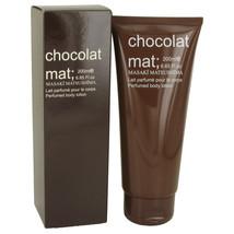Chocolat Mat by Masaki Matsushima Body Lotion 6.65 oz for Women - $13.95