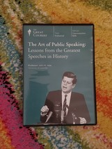 The Art of Public Speaking: Lessons from the Greatest Speeches in Histor... - $8.80