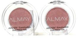2 Count Almay 0.05 Oz Jelly Silk 040 Pillow Talk Beautiful Elegant Eyeshadow - $18.99