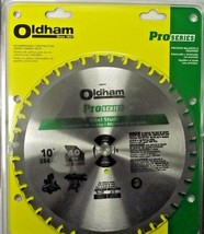 Oldham 100ST40 10 x 40 Steel Stud Cutting Carbide Saw Blade USA - $24.75