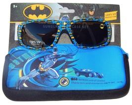 BATMAN DARK KNIGHT Boys 100/%UV Shatter Resistant Costume Mask Sunglasses NWT $12