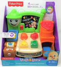 Fisher-Price Laugh & Learn Fruits & Fun Learning Market Smart Stages - $26.60
