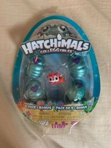 Hatchimals CollEGGtibles Mermal Magic Water Reveal Mermaid Shells Pack o... - $14.00