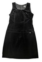 VTG 80s 90s GUESS Velvet Mini Dress S Size 7 USA MADE - $54.45