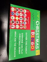 Classic Fun Christmas Bingo  -  Complete - $10.63