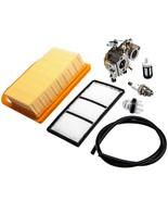 Carburetor & Fuel Filter for Stihl TS410 TS420 Concrete Cut Off Saw C1Q-... - $24.72