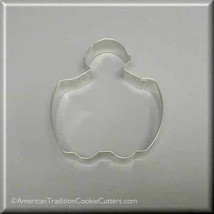 "5"" Woman in Bathtub or Vampire Metal Cookie Cutter #NA9154 - $1.99"