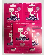 Pink Pussycat Pill Female Sensual Enhancement 100%AUTHENTIC GREAT PRODUC... - $44.99