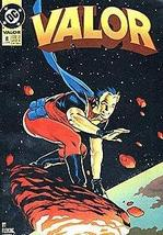 Valor (1992 series) #8 [Comic] [Jan 01, 1992] DC Comics - £3.86 GBP