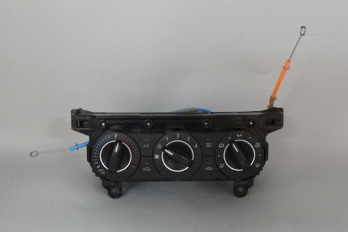 Primary image for 17 18 TOYOTA YARIS AC HEATER TEMPERATURE CLIMATE CONTROL PANEL OEM