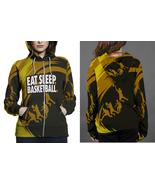 NEW !! Eat Seep Basketball Women's Zipper Hoodie - $47.99+