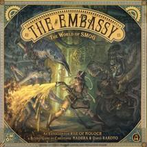 CMON: The World of SMOG: Rise of Moloch – The Embassy Kickstarter shrink... - $74.80