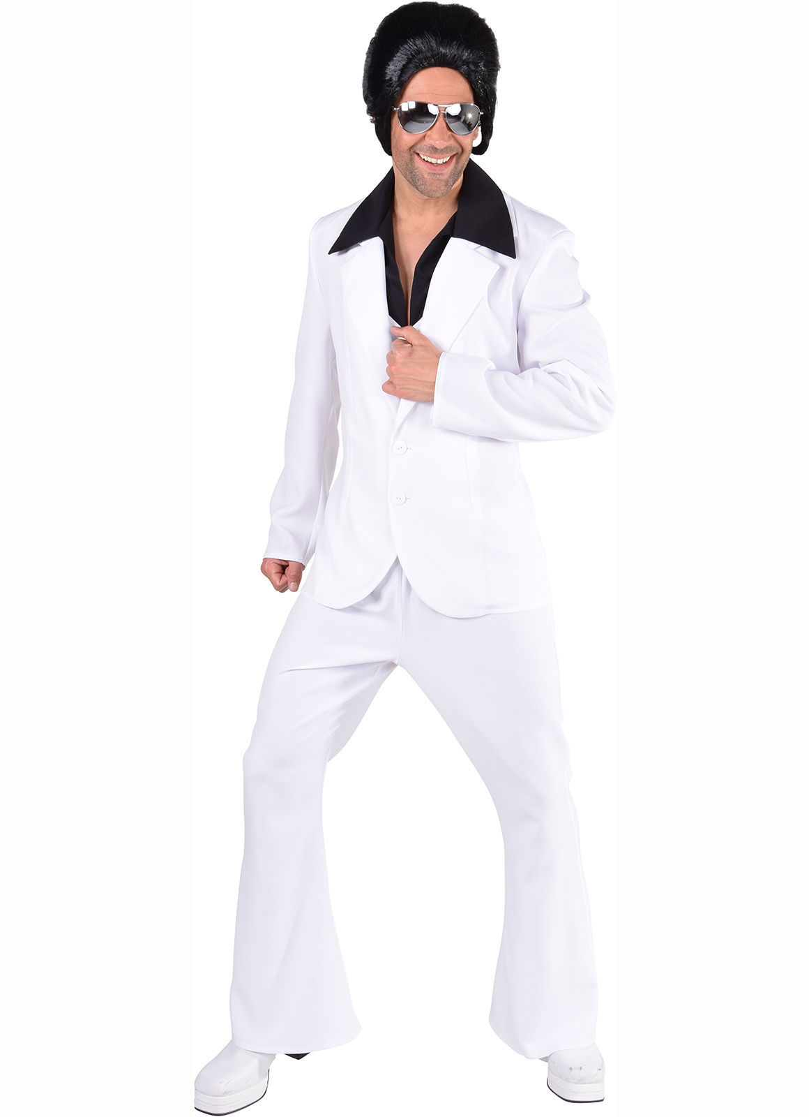 70's John Travolta Saturday Night Fever Costume
