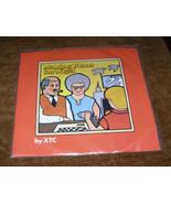 XTC making plans for nigel black vinyl 45 record WPS Us import  7 Inch V... - $22.99