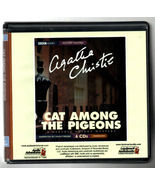 Agatha Christie Cat Among the Pigeons 6 CD audiobook - $20.00