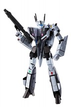 NEW Bandai Macross Hi-Metal R VF-1S Super Valkyrie (35th Anniversary Col... - $98.99