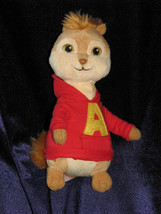 "NT * Ty Beanie Baby ~ ALVIN and the Chipmunks ~ NO HANG TAG ~ VERY RARE 7"" - $15.83"