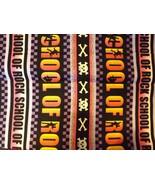 RJR Fabrics - 1 Yd - School of Rock by Two Mod Moms - $9.49
