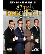 87th PRECINCT COMPLETE SERIES - $32.95