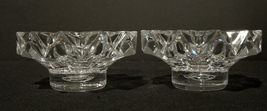 Mikasa Candle Holders Pair  Excelsior  Taper  - $11.99