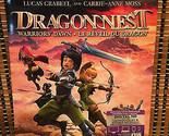 Dragon Nest: Warriors Dawn 3D (Blu-ray, 2015)+Slipcover.Carrie-Ann Moss.Rare/OOP