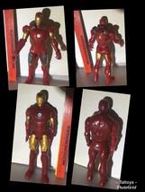 """Marvel Iron Man Lot Iron Man Toys 12"""" & 10"""" - $7.92"""