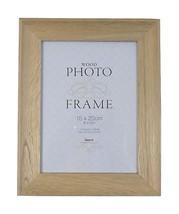 2x Studley madera clara Roble para colgar o soporte cristal marco de fotos - $25.98