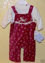 Walt Disney Pooh, Little Roo & Mama Too! 2-pc set Jumper, Long Sleeve To... - $24.99