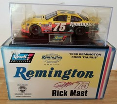 Rick Mast #75 Remington 1998 Ford Taurus Diecast 1:24 Limited Ed. from Revell - $26.99