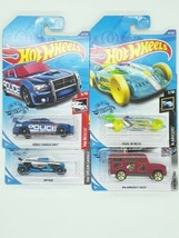 Hot Wheels 4 Pack Assorted Toy Car Bundle - $18.69