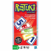 Ratuki Card Game by Hasbro, Age 8+ - New / Sealed - $28.98