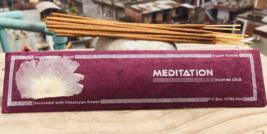 Meditation Handmade Himalayan FloraTibetan Incense Sticks, Nepal - $4.19