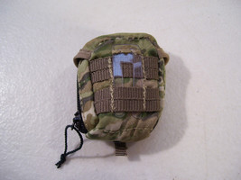 "NEW CAMO POUCH ACCESSORY FOR 12"" ACTION FIGURES BLUE BOX 1/6 SCALE image 2"