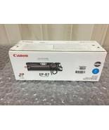 Canon EP-87 Toner Cartridge Cyan LBP-2410 Color imageCLASS MF8150c/8170c... - $10.00