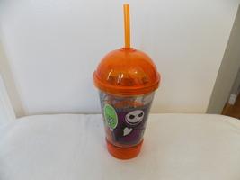Disney Nightmare Before Christmas Jack Skellington Orange Light Up Tumbler  - $18.00