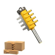 Rail reversible finger joint router glue tungsten carbide bit thumb200