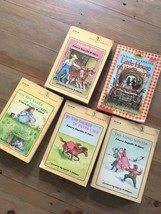 VINTAGE Laura Ingalls Wilder Books Little House on the Prairie + 4 others - $12.19