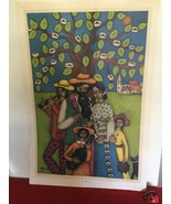 """Elke Sommer """"The Musicians"""" Print - $120.00"""
