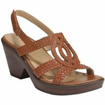 Naturalizer SOUL 'Faire' Braided Leather sandals sz 10 M New - $28.84