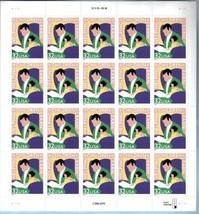 Helping Children Learn Sheet of Twenty 32 Cent Stamps Scott 3125 by USPS - $12.86
