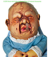 BABY STINKY PUPPET Creepy Realistic Mutant DOLL Halloween Prop Costume A... - $24.96