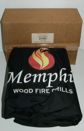 Memphis Grills VGCOVER5 Elite Series Full Length Grill Cover Color Black