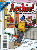 Archie Digest Magazine #222 VF/NM; Archie | save on shipping - details inside - $2.50