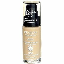 Revlon Colorstay Makeup Combination/Oily SPF 15 - 300 Golden Beige - $7.29
