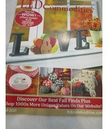 LTD Commodities Catalog Look Book Fall 2020 Around the World Values Brand New - $9.99