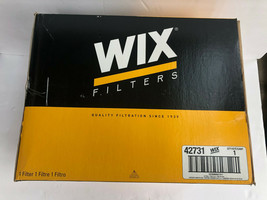 42731 WIX AIR FILTER CA4999 AF26152 for 03-07 Ford Super Duty 6.0L Diesel - $38.99