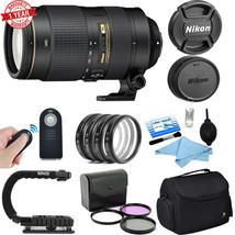 Nikon AF-S NIKKOR 80-400mm f/4.5-5.6G ED VR w/ Additional Accessories - $2,276.01