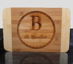 Personalized cutting board, engraved cutting board, couple gift, wedding... - $31.50