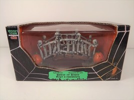 Lemax Bridge of Bones Spooky Town Halloween Collection Skeleton 2009 Ret... - $19.79